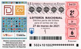 Lotería Nacional Venta Y Resultados Oficiales Loterías Y Apuestas Del Estado