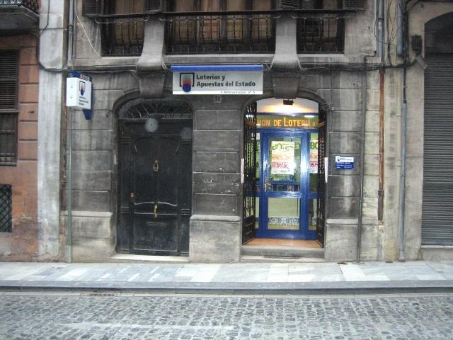 Un vecino de Alcoy gana 57.000 euros en La Bonoloto