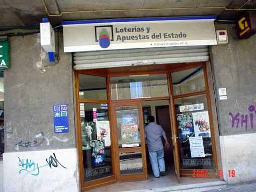 Vendido en Alcoy el segundo premio de La Bonoloto, dotado con 64.000 euros