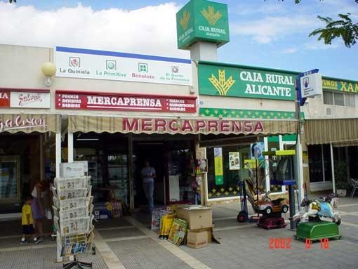 La Bonoloto deja mas de 89.000 euros en San Vicente Del Raspeig (Alicante)