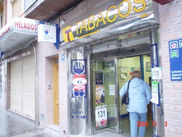 La Bonoloto del Martes reparte suerte en Villena