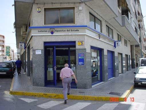 Elda agraciada con 67.000 euros de La Bonoloto