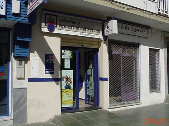 El segundo premio de   La Bonoloto cae en Almería