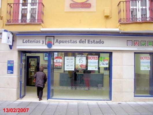 La Bonoloto toca en Mérida
