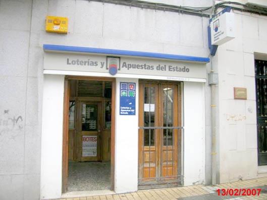 Una bonoloto de 40.000 euros para Mérida