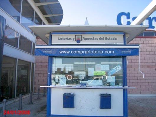 El segundo premio de El Euromillones, vendido en Mérida (Badajoz)
