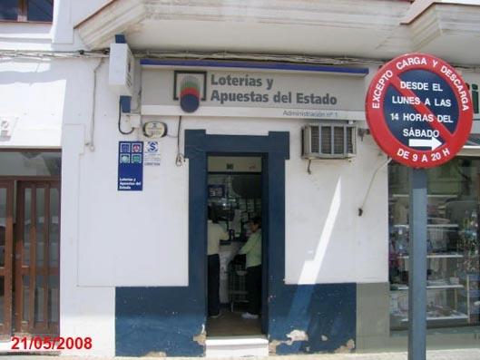 Un boleto de La Bonoloto validado en Fuente Del Maestre resulta agraciado con 24.000 euros