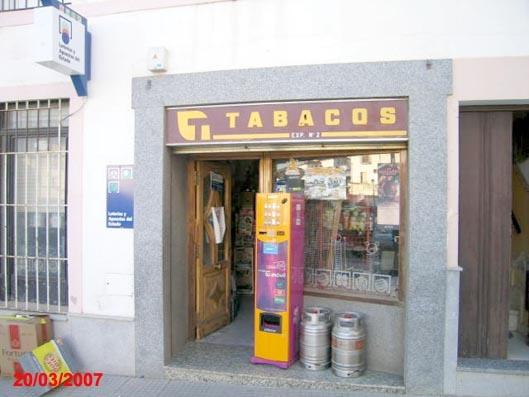 El segundo premio de La Bonoloto, vendido en Jerez De Los Caballeros (Badajoz)
