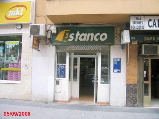 La Bonoloto toca en Badajoz