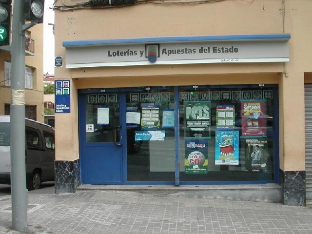 Vendido en Badalona el segundo premio de La Bonoloto