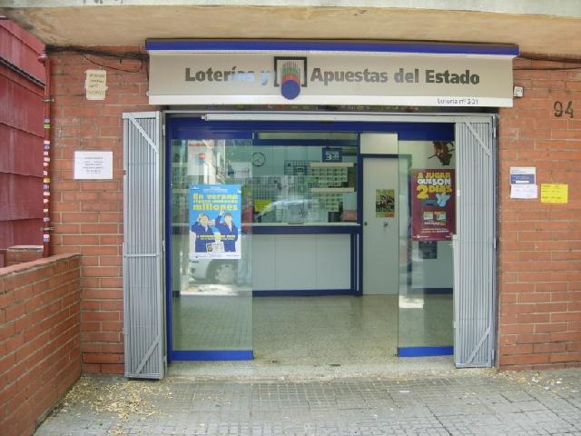 Un boleto de La Bonoloto sellado en Barcelona ha obtenido un premio de 41.000 euros
