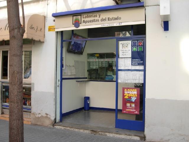 Aparece un premio de segunda categoría del La Bonoloto validado en Barcelona
