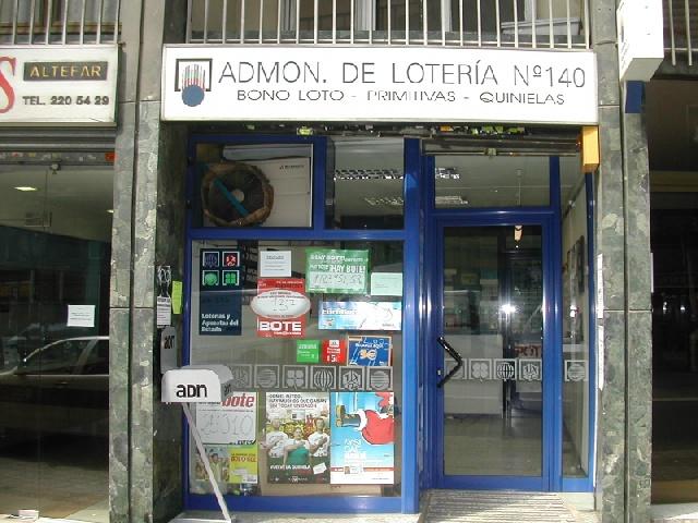 Vendido en Barcelona el segundo premio de La Bonoloto, dotado con 41.000 euros