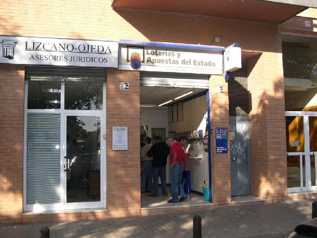 Un boleto de La Bonoloto validado en Castelldefels resulta agraciado con 2.057.000 euros