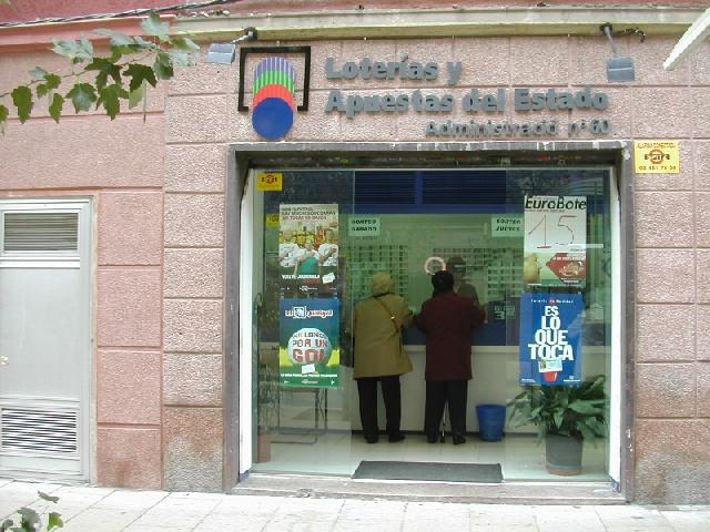 Una bonoloto de 45.000 euros para Barcelona