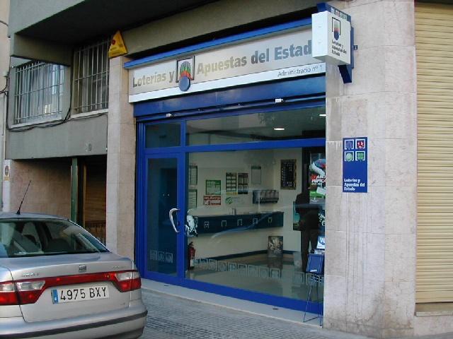 La Bonoloto deja mas de 101.000 euros en Sant Sadurni D Anoia (Barcelona)