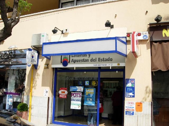 Un boleto de La Primitiva deja  1.474.000 euros en Vilassar De Mar