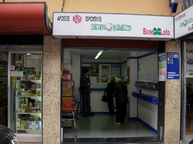La Bonoloto del Miércoles reparte suerte en Barcelona