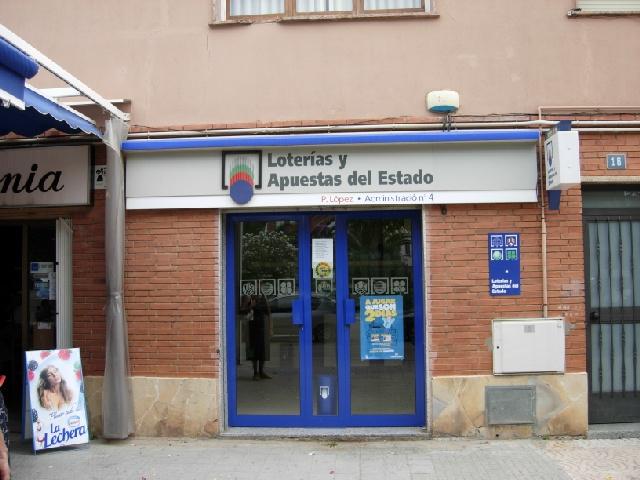 Vendido en Viladecans el segundo premio de La Bonoloto