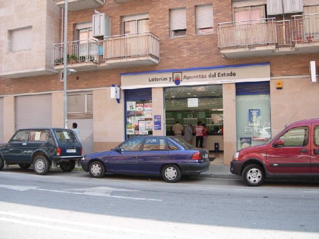 La Bonoloto deja un acertante de segunda categoría en Canovelles este Viernes