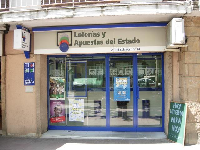 Un vecino de Sabadell agraciado con 27.000 en La Bonoloto