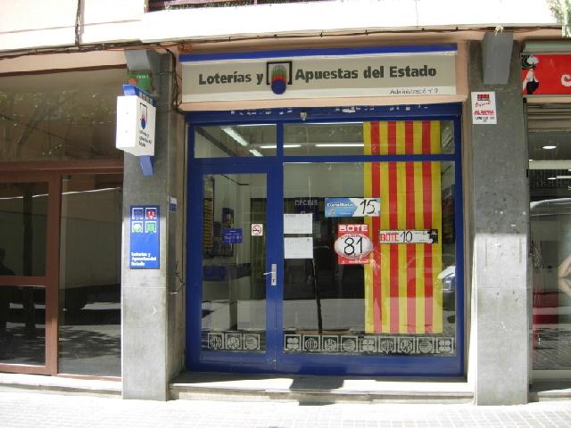 Sabadell reparte 96.000 euros del segundo premio de La Bonoloto