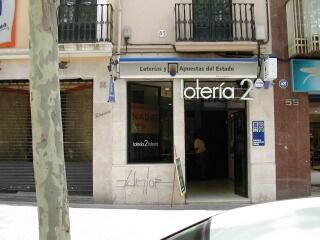 El segundo premio de La Bonoloto, vendido en Sabadell (Barcelona)