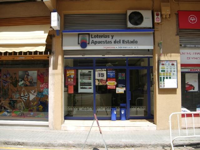 En Argentona están de enhorabuena con el segundo premio de La Bonoloto