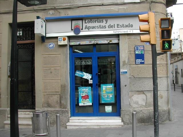 El segundo premio de El Euromillones toca en L Hospitalet De Llobregat