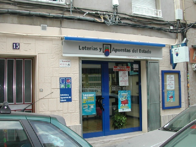 Un boleto de La Bonoloto validado en L Hospitalet De Llobregat resulta agraciado con 32.000 euros