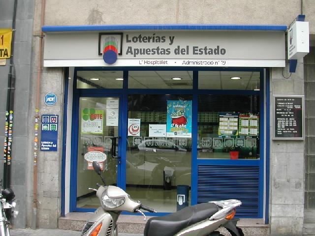 El segundo premio de La Bonoloto, vendido en L Hospitalet De Llobregat (Barcelona)