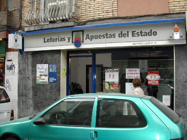 La Bonoloto reparte 184.000 euros en Esplugues De Llobregat