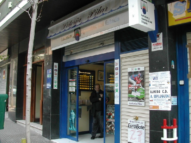 La Bonoloto toca en Esplugues De Llobregat