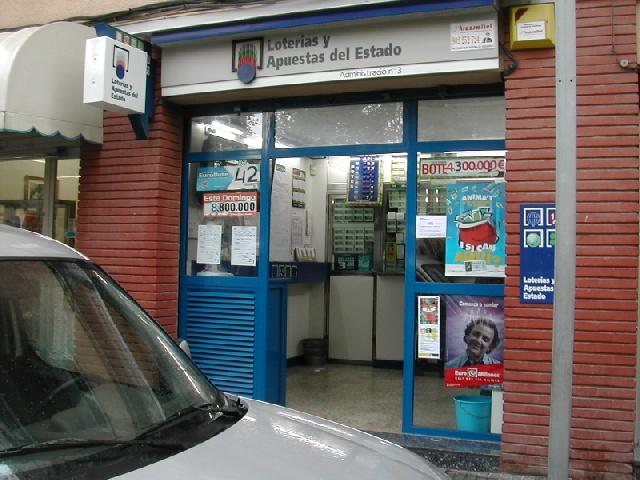 La Bonoloto. El segundo premio deja  32.000 euros en Esplugues De Llobregat