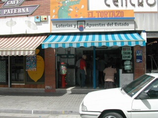 La Bonoloto deja un buen pellizco en Sant Boi De Llobregat