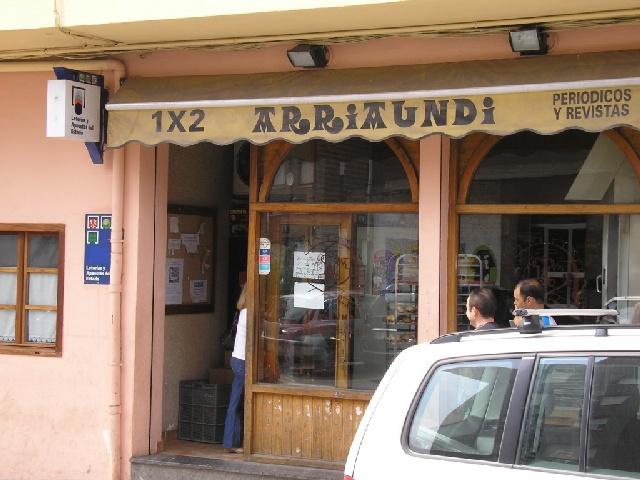 La Bonoloto reparte 870.000 euros en Atxondo