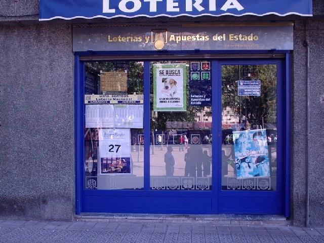La localidad de Bilbao ha sigo agraciada con el primer premio de La Primitiva.