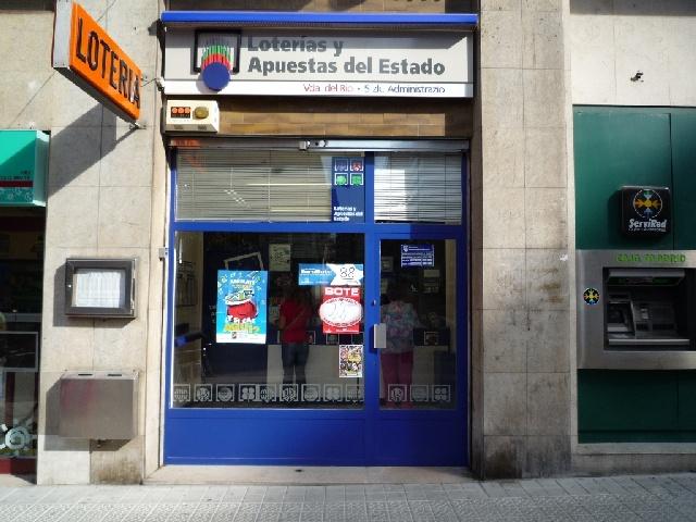 La Primitiva de este Sábado reparte 721.000 euros en Bilbao