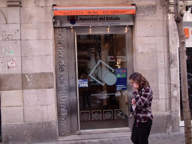 Vendido en Bilbao el segundo premio de La Bonoloto
