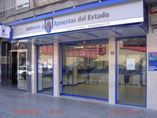 Un vecino de Burgos agraciado con 45.000 en La Bonoloto