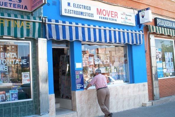 Un acertante gana en Cáceres  922.000 euros en La Bonoloto