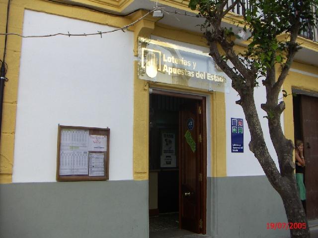La Bonoloto deja mas de 41.000 euros en Tarifa (Cadiz)