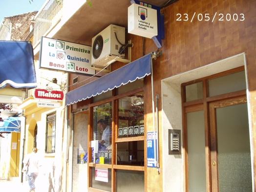 La Bonoloto deja un buen pellizco en Benicasim
