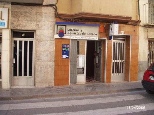 El Euromillones reparte 110.000 euros en Alcora