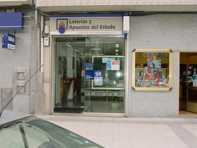 La Bonoloto deja un premio de primera categoría de 3.875.000 euros en As Pontes De Garcia Rodriguez