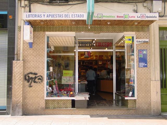 Un boleto de La Bonoloto validado en Coruña A resulta agraciado con 54.000 euros