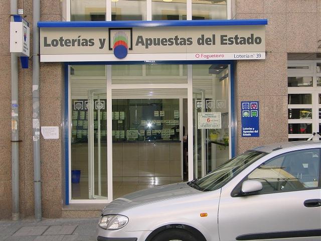 Un acertante de La Bonoloto gana en Coruña A 47.000 euros