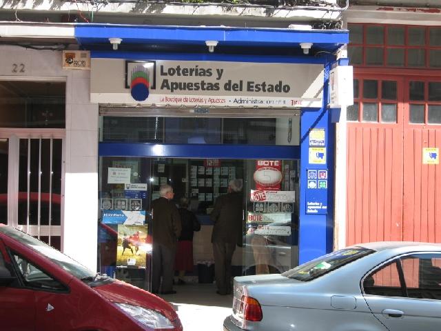 El primer premio de La Bonoloto se ha vendido en Coruña A