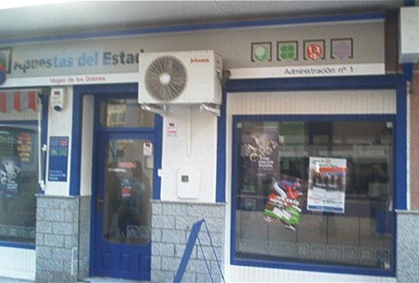 El segundo premio de La Bonoloto, vendido en Dolores (Alicante)