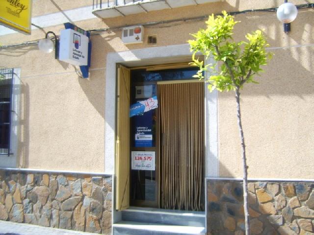 Vendido en Benferri el segundo premio de La Bonoloto, dotado con 67.000 euros